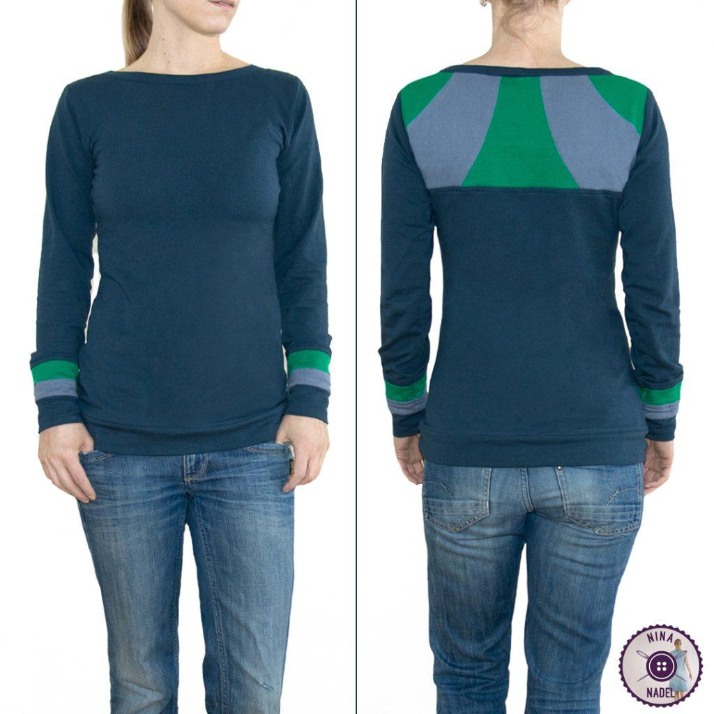 Mein neuer Sweater!