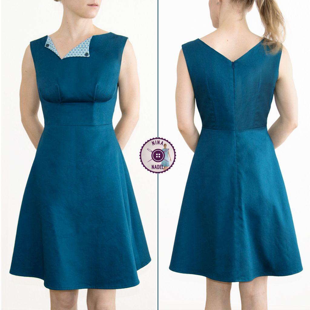 Schnittmuster Rezension: The Laneway Dress
