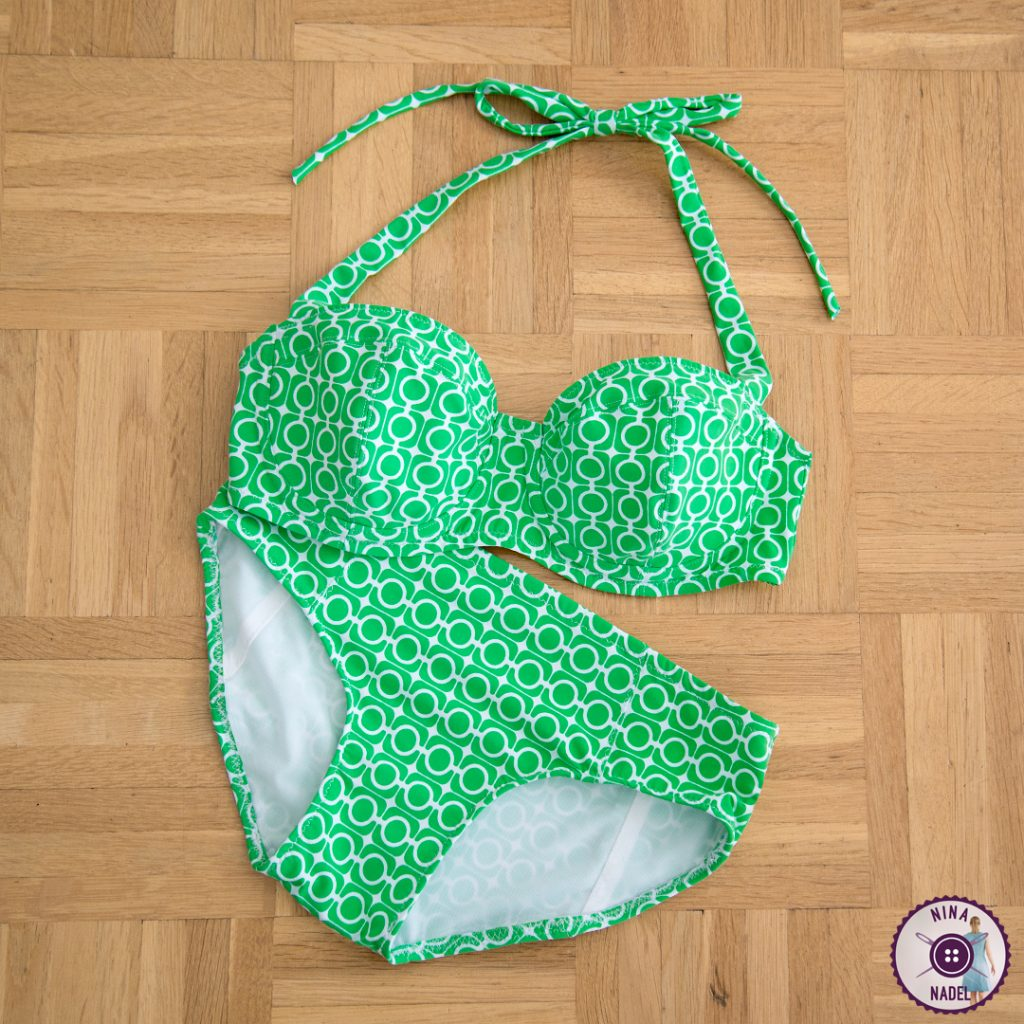 Sewing pattern review: Sophie Swimsuit