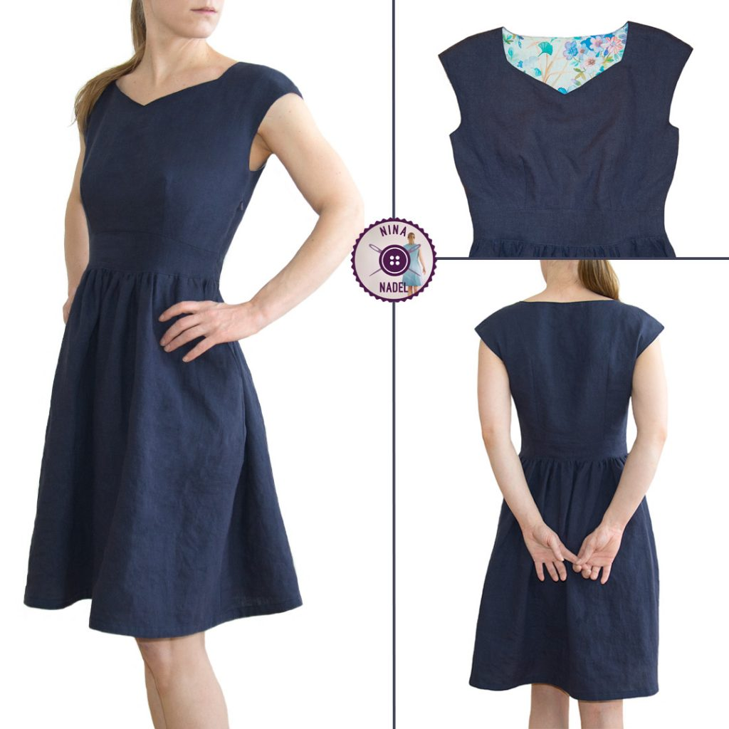 Sewing Pattern Tester: The Raine Dress
