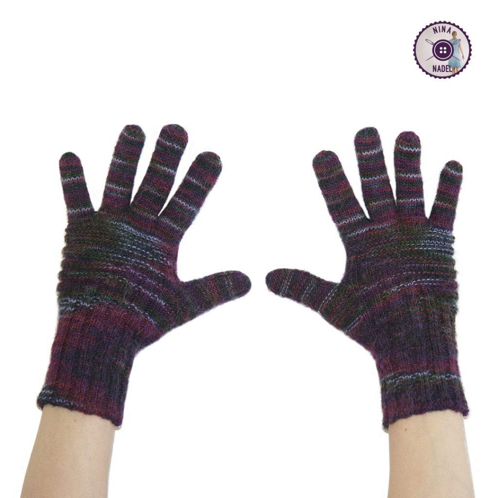Entstehung: Fingerhandschuhe