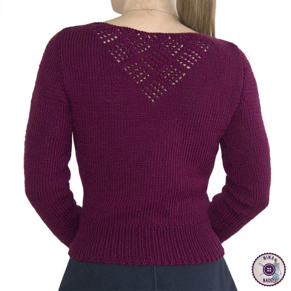 Mein Aiken Pullover!