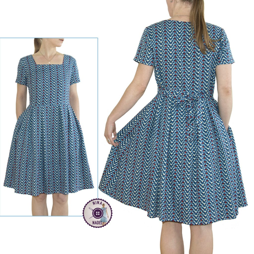 Schnittmuster-Tester: The Asteria Dress