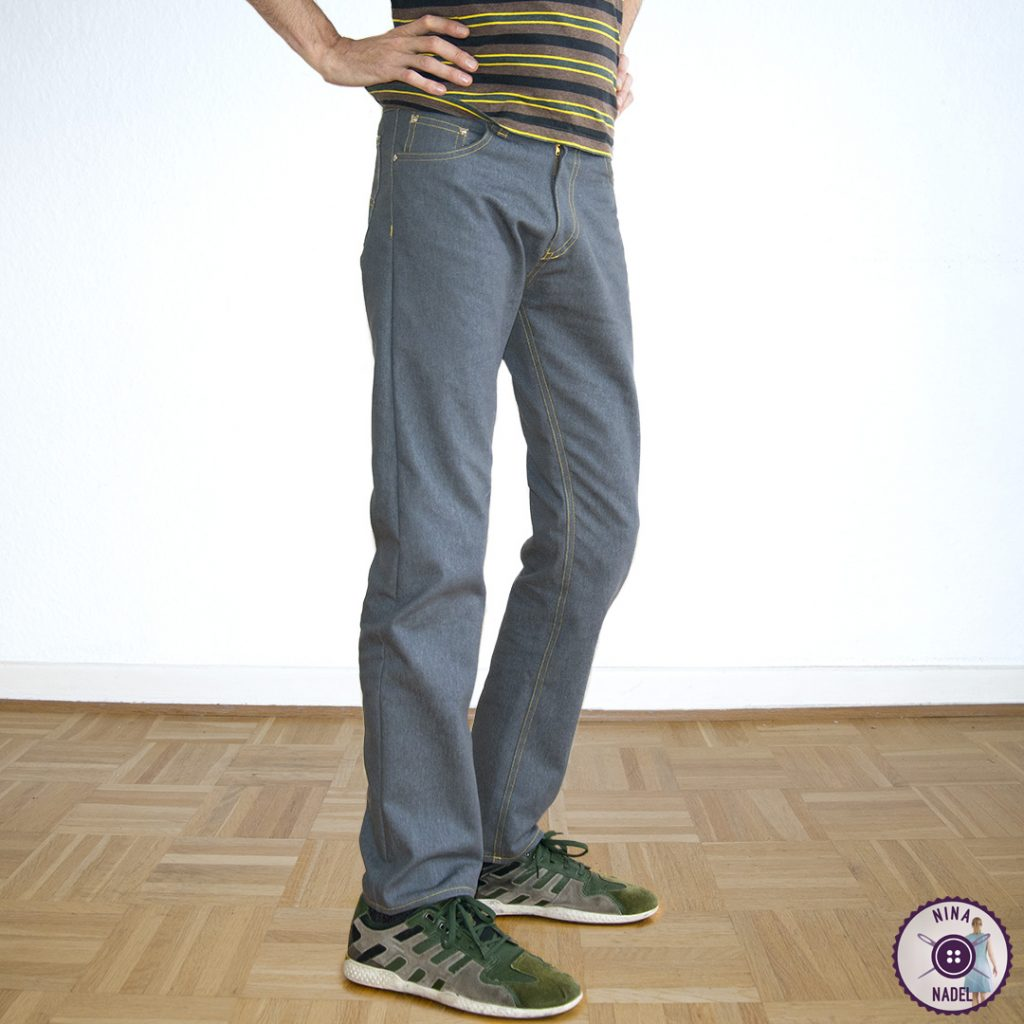 DIY Männer-Jeans