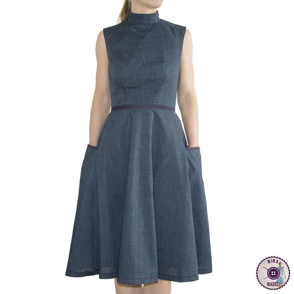 Foto: mein umgestaltetes Kleid - Vorderansicht