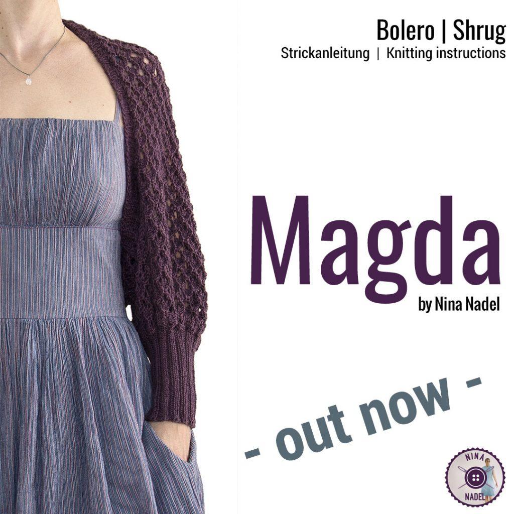 Bolero | Shrug: Magda
