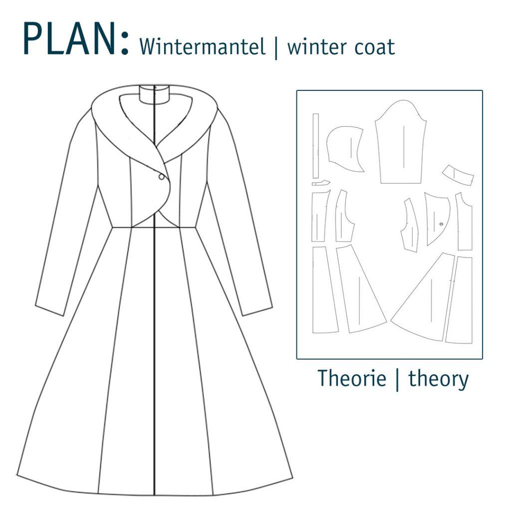 Project: Winter coat